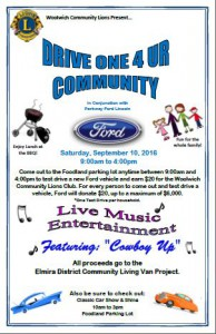 DriveOne4YourCommunity
